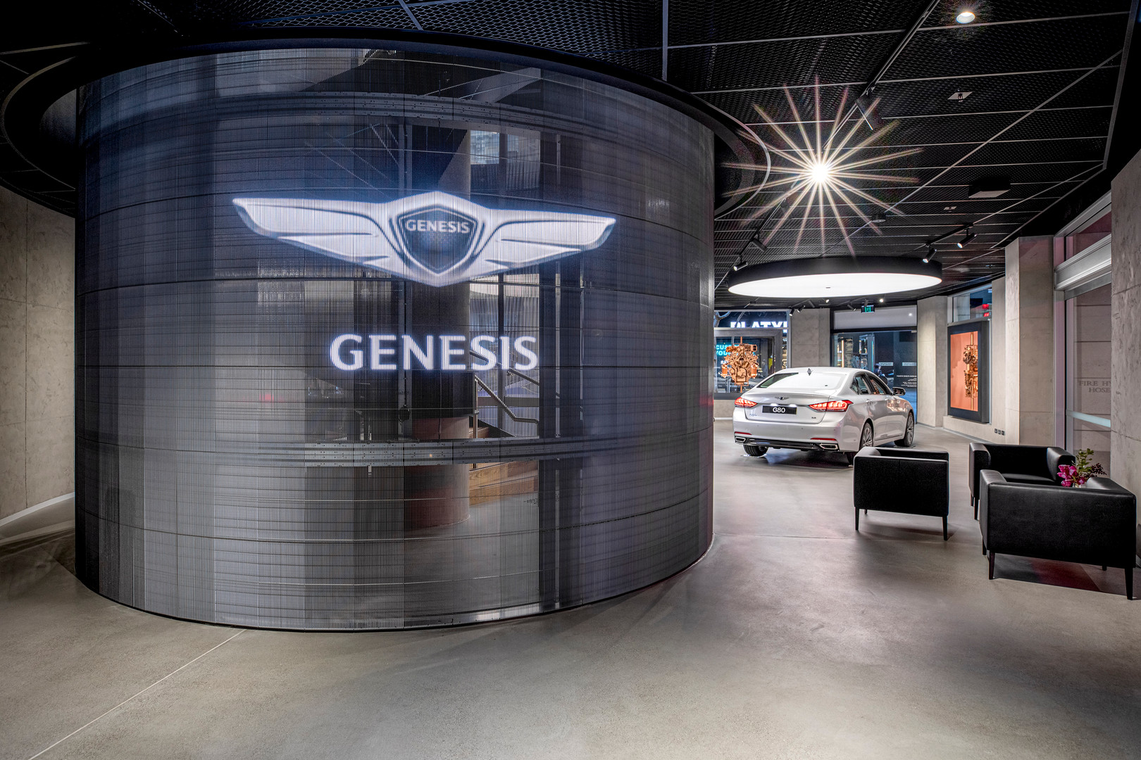 Genesis Studio Sydney © Salty Dingo 2019