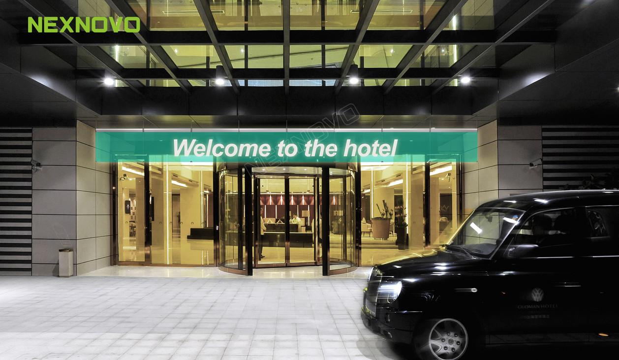 NexEsign for hotels