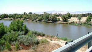 The San Joaquin River