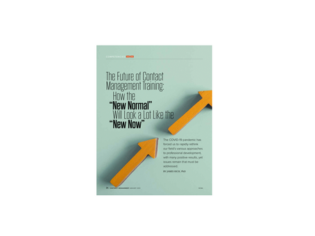 """Understanding the """"New Normal"""" in contract management training"""