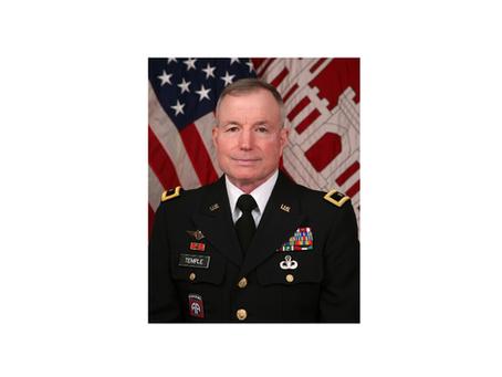 Maj. Gen. (ret) Bo Temple, RIP
