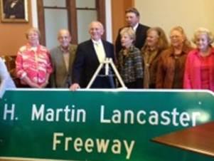 Lancaster Freeway