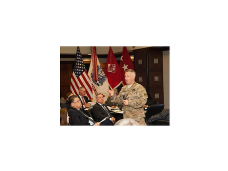 Thank you, Gen. Semonite & Corps leadership