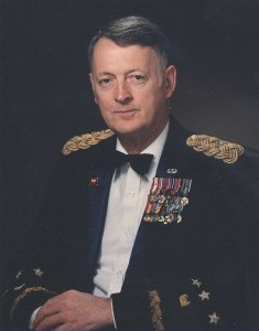 Lieutenant General Elvin R. Heiberg III