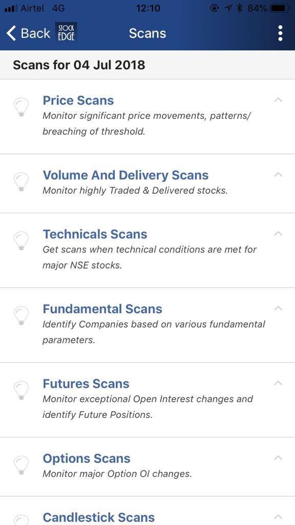 StockEdge- One of India's best Stock markets analytics app