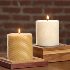4x3 Hand-Rolled Candle
