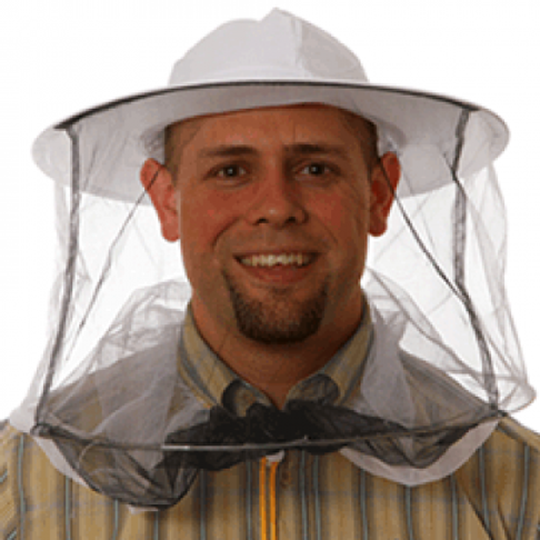 Vented Hat and Veil Combo