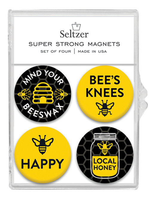 Bees - Magnets