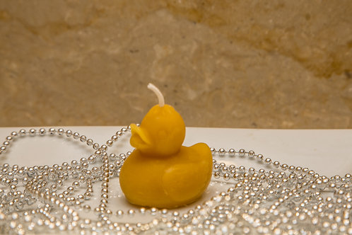 PAIR of Duck Candles