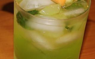 Omni Hotel: Honey Melon Mojito