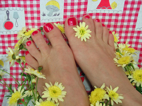 3/2 Fancy Feet: Learn all things feet. $25 plus $15 supply feet 6:30pm to 8:30pm