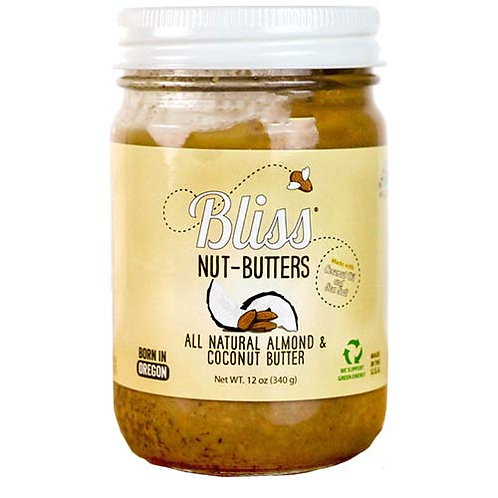 Almond and Coconut Butter