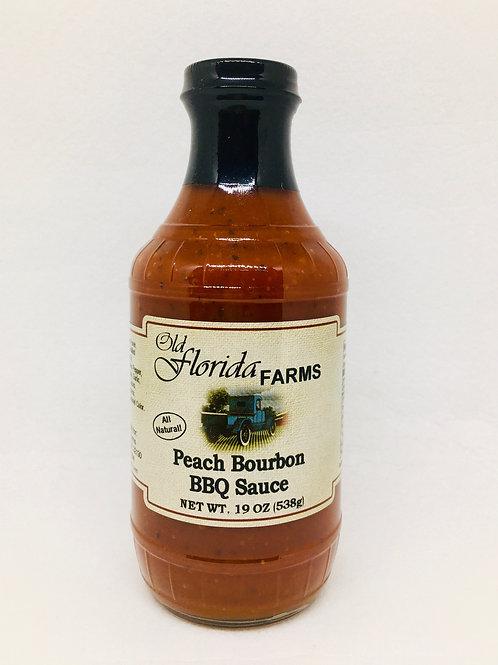 Peach Bourbon BBQ Sauce