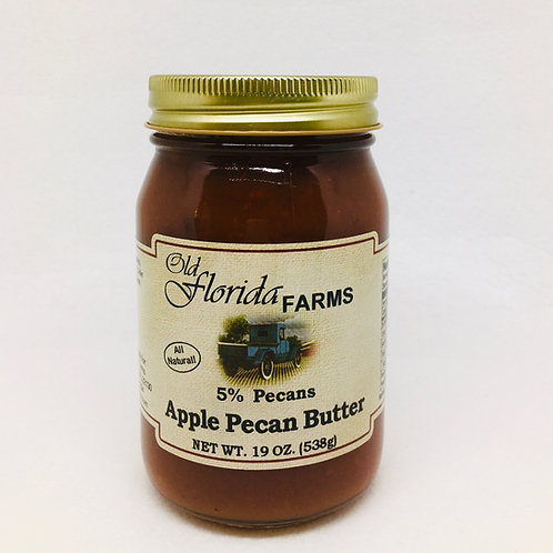 Apple Pecan Butter