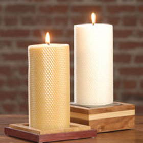 3x6 Hand-Rolled Candle