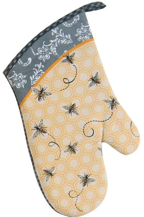 Potholder - Queen Bee