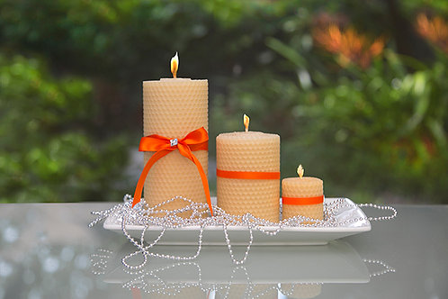 3/8 Candle Making 101