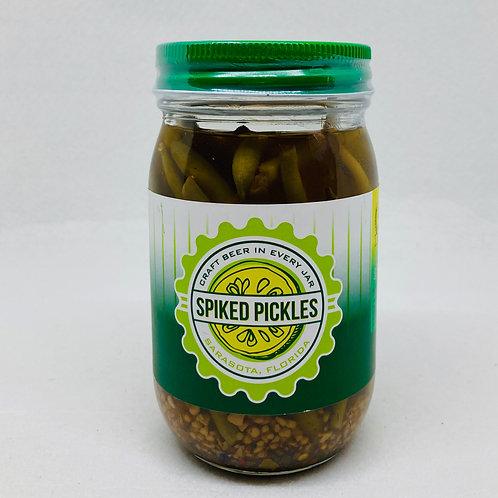Garlic Dill Green Beans