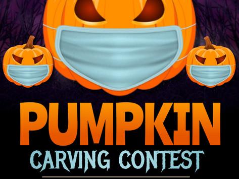 Pumpkin Carving Contest 2020