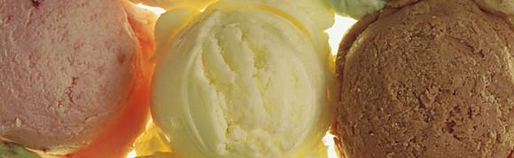 italienisches Eis