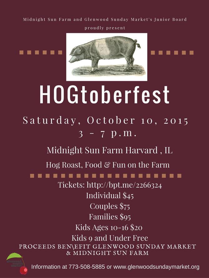 HOGtoberfest, anyone?