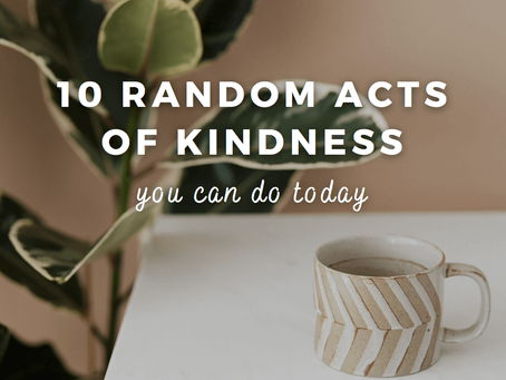 Making Kindness Cool Again