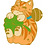 Thumbnail: Lucky Cat - March Artist Pin 2019