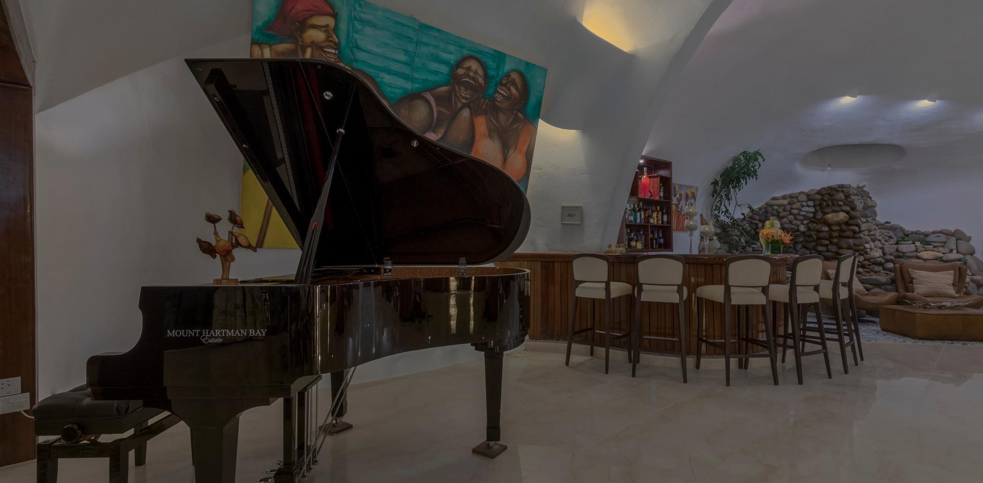 Cavendish Baby Grand Piano