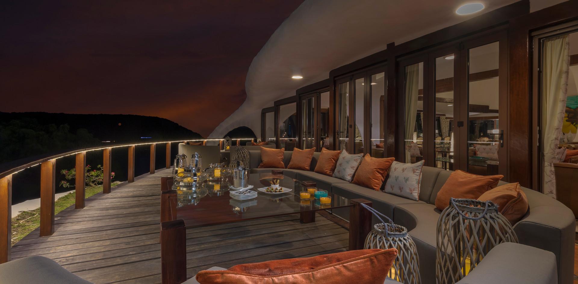Great Room Terrace