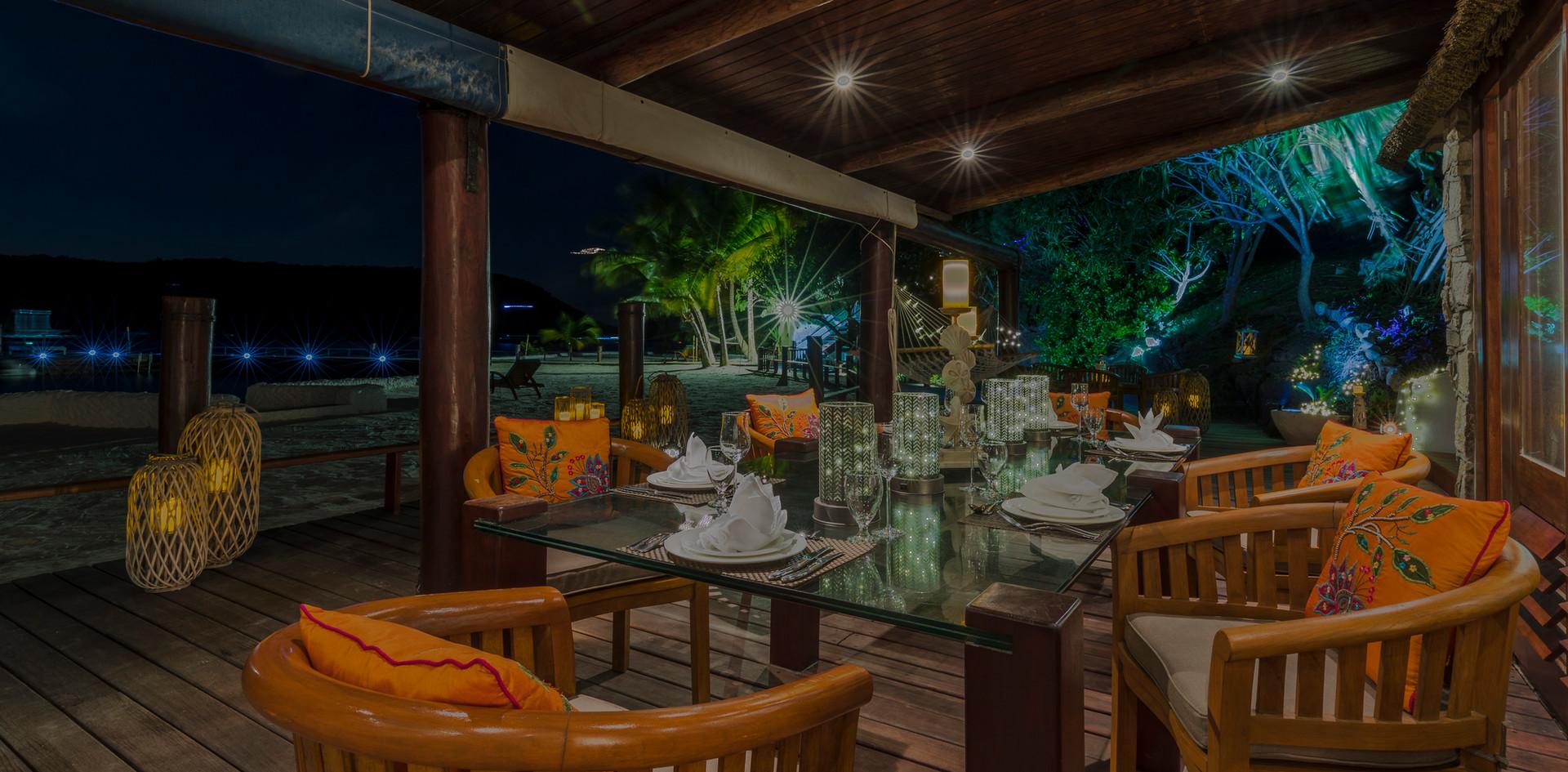 Beach House casual dining