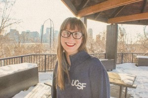 KATIE AUGSPURGER - PHD CANDIDATE (UCSF)