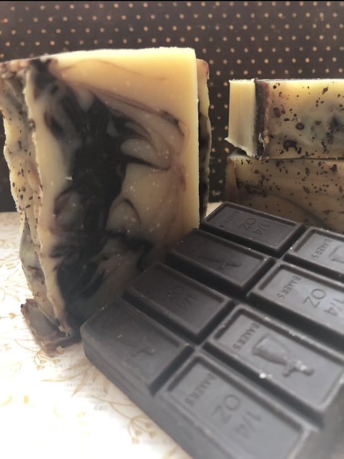 Cocoa Butter & Shea Soap