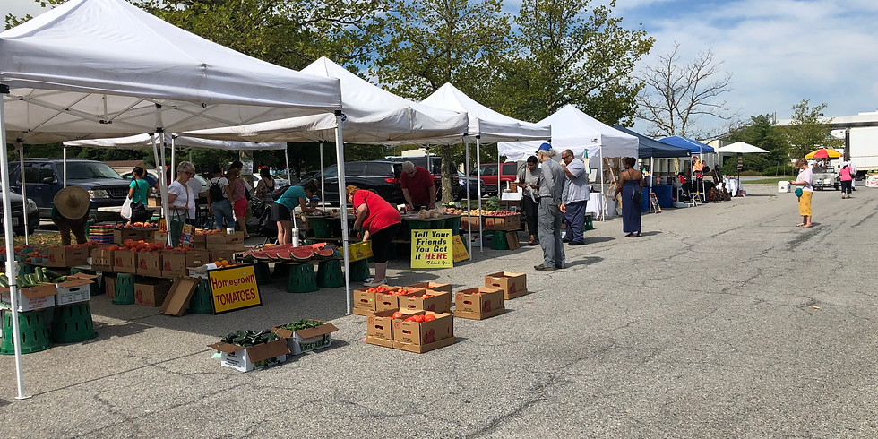 Every Saturday - College Park Farmer's Market @ Paint Branch Parkway