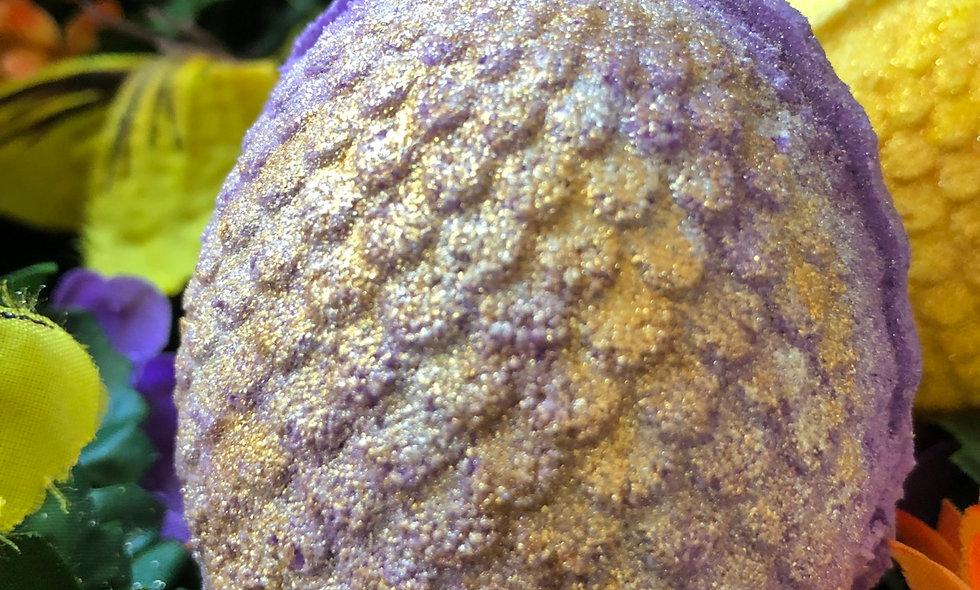 Purple Dinosaur Egg