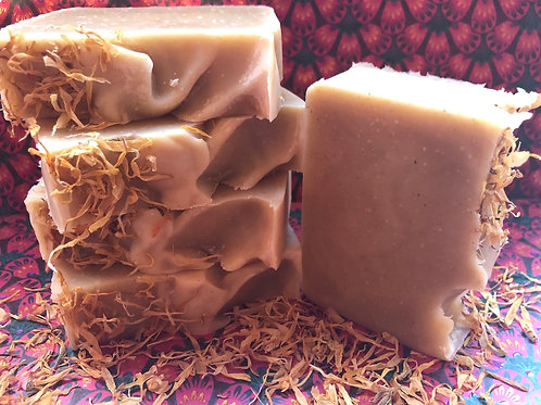Calendula & Shea Butter Soap