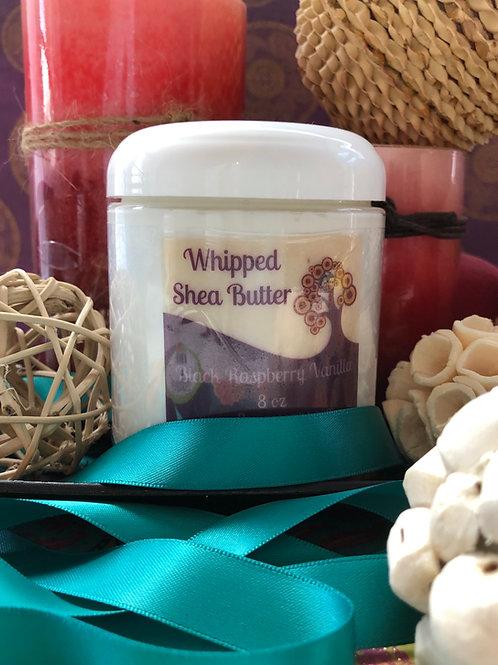 Black Raspberry Vanilla Whipped Shea Butter