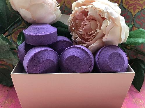Lavender & Bergamot Shower Steamers (1 Disk)