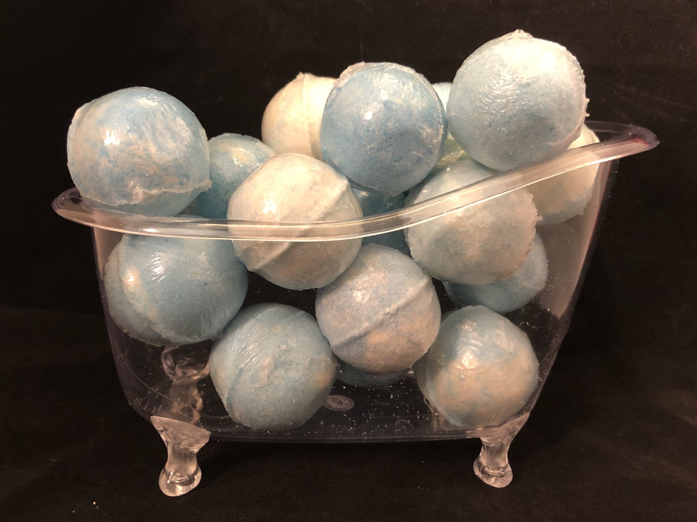 Ocean Breeze Mini Bath Bombs