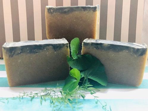 Spearmint Thyme Soap