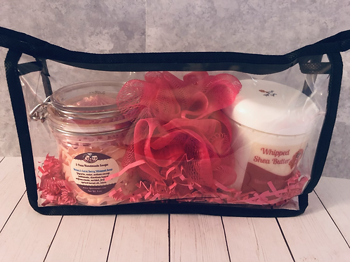Whipped Soap & Whipped Shea Butter Sets