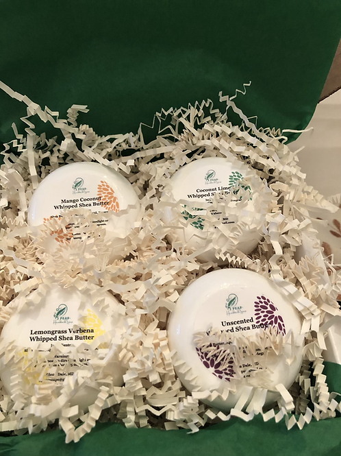 Whipped Shea Butter Gift Set - Tropical