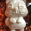 Thumbnail: Paint Your Own Bath Bomb Kit - Cute Cat