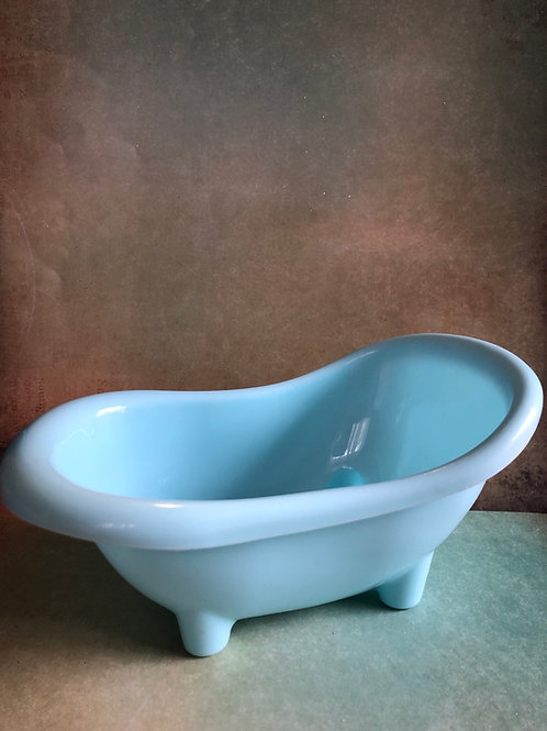 Cute Tub for Soap/Bath Accessories