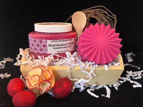 Sugar Scrub & Bath Bomb Gift Sets
