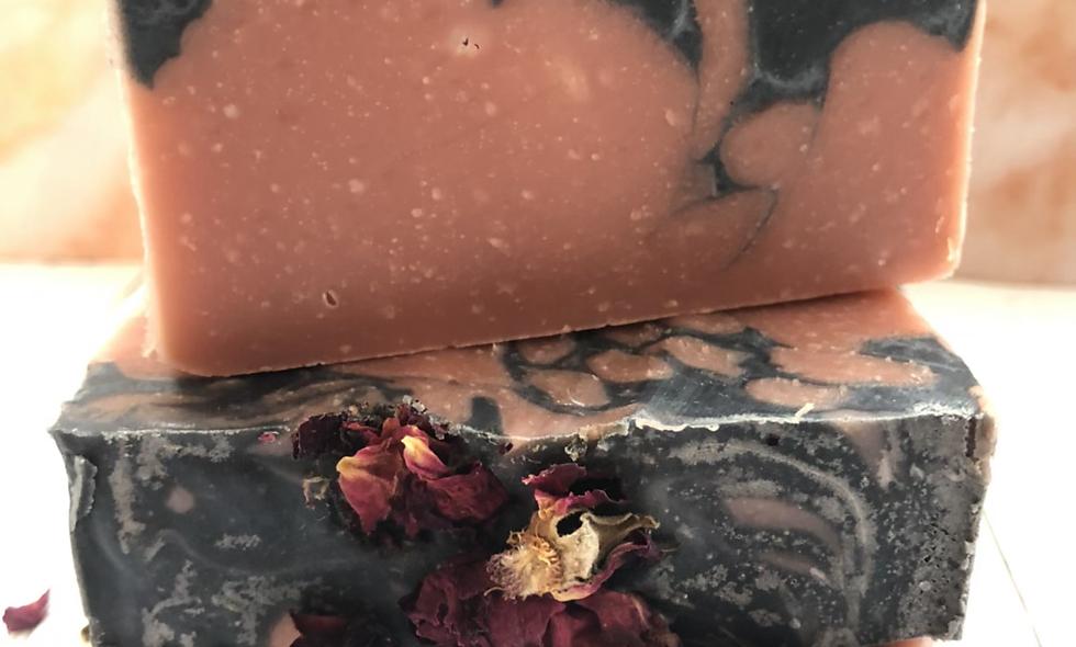 Sandalwood Rose Soap