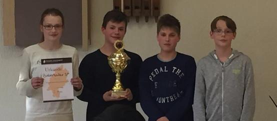 U14 Mannschafts-Hessenmeister