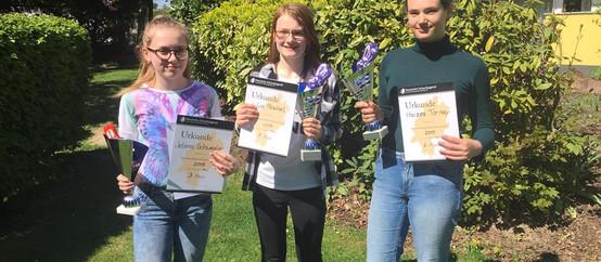 Hessischen Einzelmeisterschaften 2019 in Bad Homburg (14.-20. April)