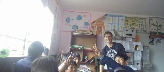 Biebertaler Schachfreund mit Engagement in Bolivien