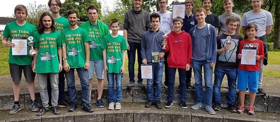 U20 Kader siegt in Biedenkopf