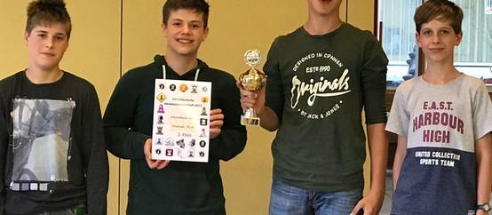 Jugend Mannschaftsmeisterschaften 2017